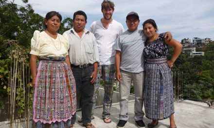 My Guatemalan Family